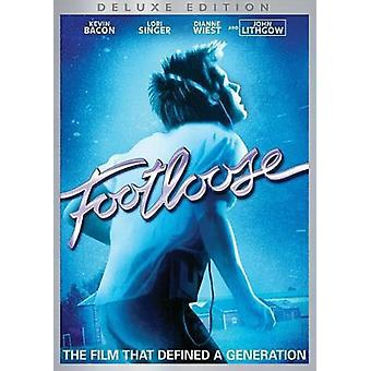 Footloose (1984) [DVD] USA import