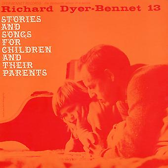 Richard Dyer-Bennet - Vol. 13-Richard Dyer-Bennet [CD] USA import