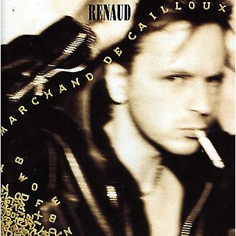 Renaud - Marchand De Cailloux [CD] USA import