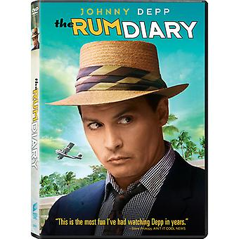 The Rum Diary [DVD] USA import
