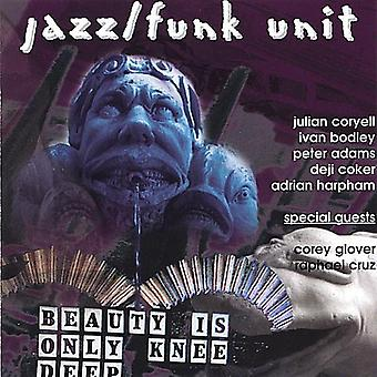 Bodley & Jazz/Funk Unit - Beauty Is Only Knee Deep [CD] USA import