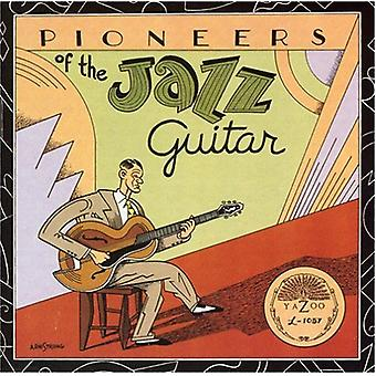 Pionerer inden for Jazz Guitar - pionerer inden for Jazz Guitar [CD] USA importerer