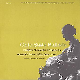 Anne Grimes - importazione USA Ohio State ballate [CD]