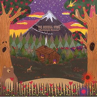 General Store - Mountain Rescue [CD] USA importerer