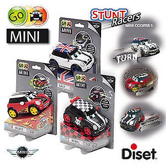 Diset Surtido Go Mini Stunt Cars (Toys , Preschool , Vehicles)