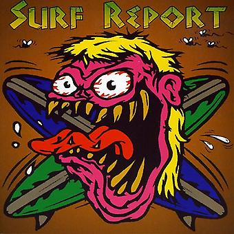 Surf Report - Lavarockreverb [CD] USA import
