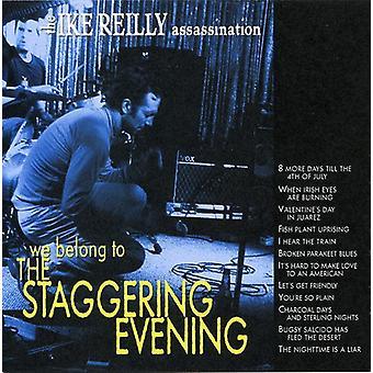 IKE mordet Reilly - vi sgu til svimlende aften [CD] USA importen