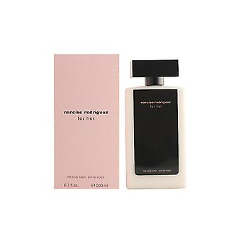 Narciso Rodriguez NARCISO RODRIGUEZ FOR HER lotion pour le corps