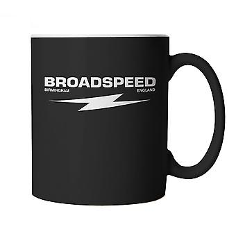 Broadspeed, Mug