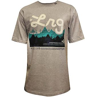 Lrg Core Collection Four T-Shirt Ash Heather
