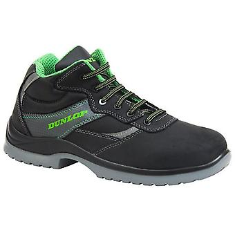 Dunlop First Boot One High Black (DIY , Tools , Security , Shoes)