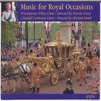 Westminster Abbey - musik for Royal lejligheder [CD] USA import