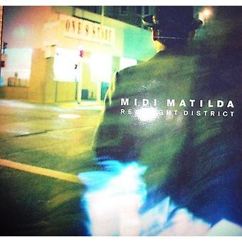 MIDI Matilda - Red Light District EP [CD] USA importerer