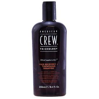 American Crew Hair Recovery + Thickening Shampoo / Anti-Hair Loss + Thickening Shampoo