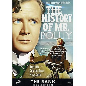 History of Mr. Polly [DVD] USA import