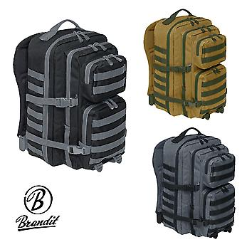 Brandit backpack US Cooper large multicolor