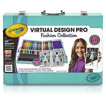 Crayola Color Alive: Pro Virtual Design (Fashion Laufsteg)