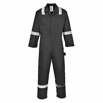 Portwest - Iona Hi-Vis veiligheid werkkleding Coverall Boilersuit