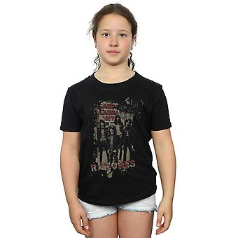 Ramones Mädchen Gabba Gabba Hey T-Shirt
