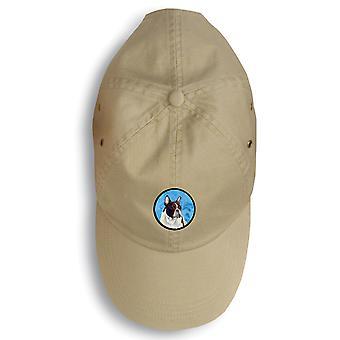 Gorra de béisbol de Carolines tesoros Bulldog Francés de LH9382BU-156