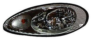 TYC 20-5060-00 Mercury Sable Driver Side Headlight Assembly