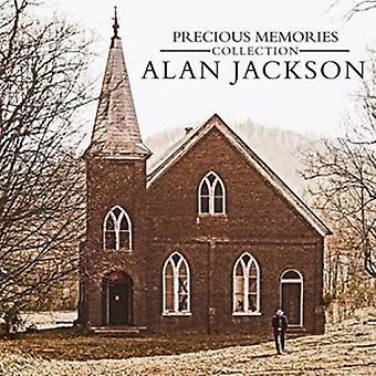 Alan Jackson - dyrebare minder samling (Walmart) [CD] USA importerer