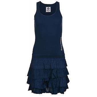 KangaROOS dress dress slim fit Jersey dress blue