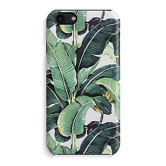 iPhone 7 Full Print Case (Glossy) - Banana leaves