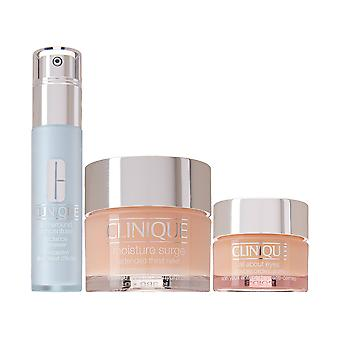 Clinique Best Seller Eyes Treatment 3-Piece Set New In Box