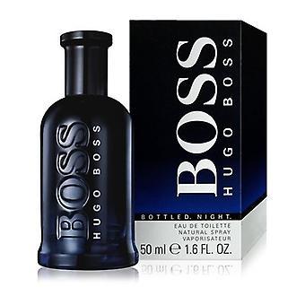 هوجو بوس المعبأة في زجاجات ليلة العطر