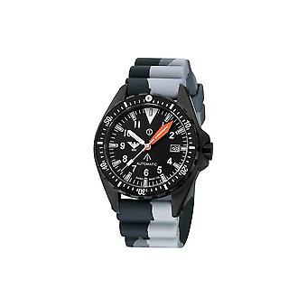 KHS MissionTimer 3 mens watch watches field automatic KHS. MTAFA. DC1