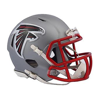 Riddell mini football helmet - NFL BLAZE Atlanta Falcons
