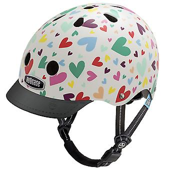 Dingo-Little Nutty-Happy Hearts-Kinder Helm (48-52 cm)