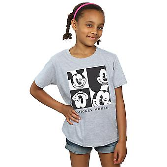 Disney Girls Mickey Mouse Wink T-Shirt