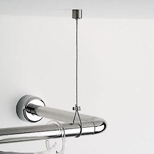 Complements Shower Rall Celling Support 9600-13