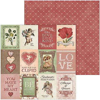 Only You Double-Sided Cardstock 12