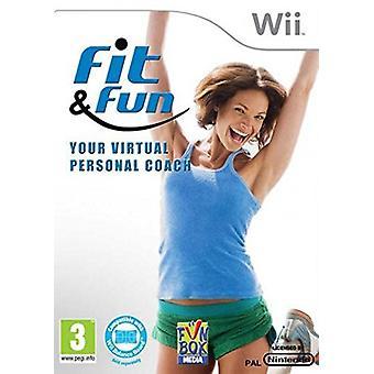Fit en Fun (Wii)