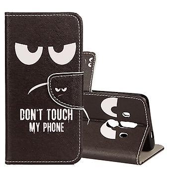 Pocket tegnebog motiv 32 for Huawei mate 10 Pro dækning case pose cover beskyttende dække