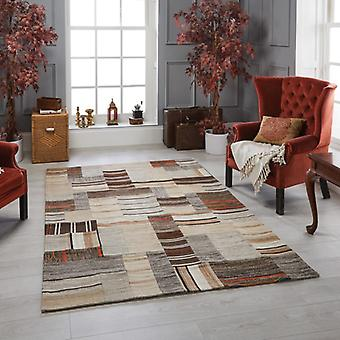 Navajo Natural  Rectangle Rugs Traditional Rugs