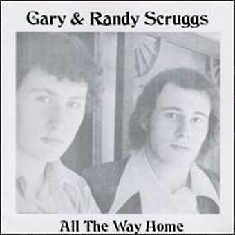 Gary Scruggs & Randy - hela vägen hem [CD] USA import