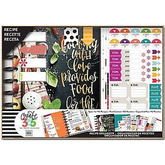 Create 365 12-Month Planner Box Kit-Cooking