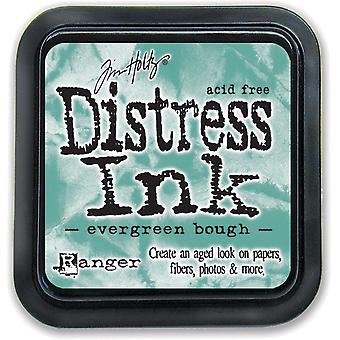 Distress Ink Pad-Evergreen Bough
