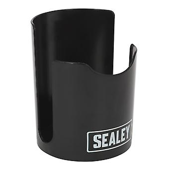 Sealey Apchb Magnetic Cup/Can Holder - Black