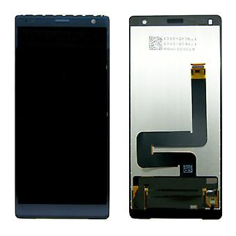 Sony display LCD complete unit for Xperia XZ2 H8266 green spare parts new