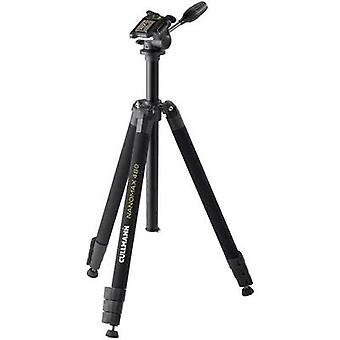 Cullmann Nanomax 480 RW20 Tripod 1/4, 3/8 ATT.FX.WORKING_HEIGHT=19 - 178.5 cm Black
