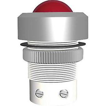 Signal Construct LED indicator light Yellow 24 Vdc, 24 V AC - 20 mA SMTD22134