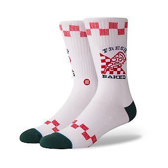 Haltung-frisch gebackene Crew Socken