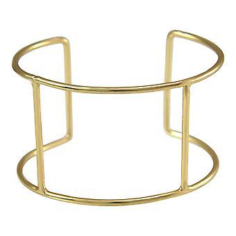Gemshine Armband Armreif Gold Design Scandi Minimalistisch Design