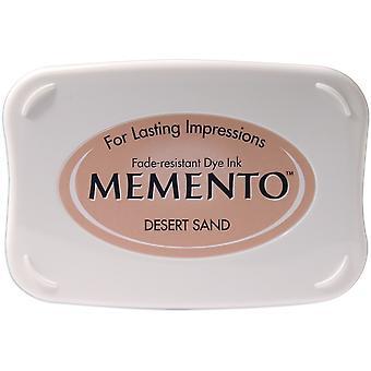 Memento Dye Ink Pad-Desert Sand