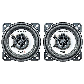 PG audio EVO II 10.2, 2-way, nadaje się do Volvo i Mercedes-Benz